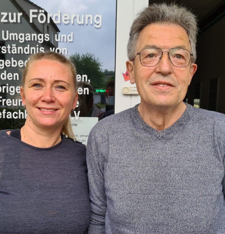 Klaudia Everding & Karl Liebig